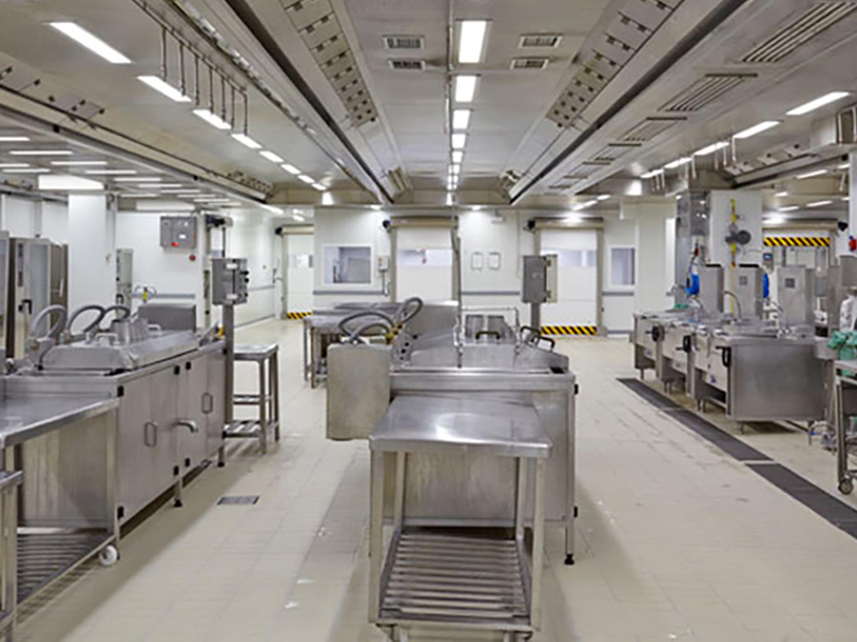 Cocinas Centrales AUSOLAN