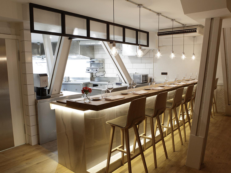 Restaurante Mina, profesionales de la cocina. Profesionalak - Etxe-Lan