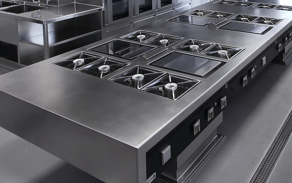 Cocina horizontal - Etxe-Lan