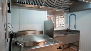 Sistemas de extracción de humos para cocinas en Etxe-Lan