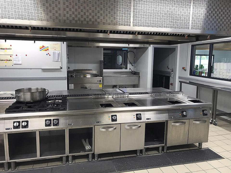 Tipos de cocina industrial: Cuál elegir