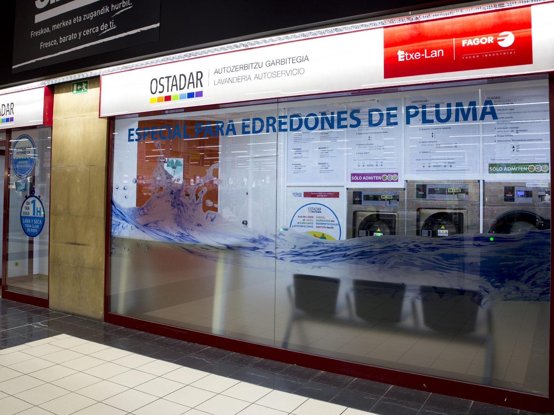 Lavanderías de autoservicio, un modelo comercial en alza