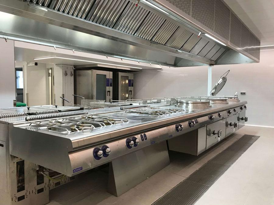 Tendencias en cocinas industriales para 2019
