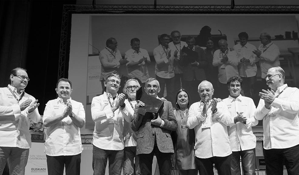 Chefs en San Sebastián Gastronomika