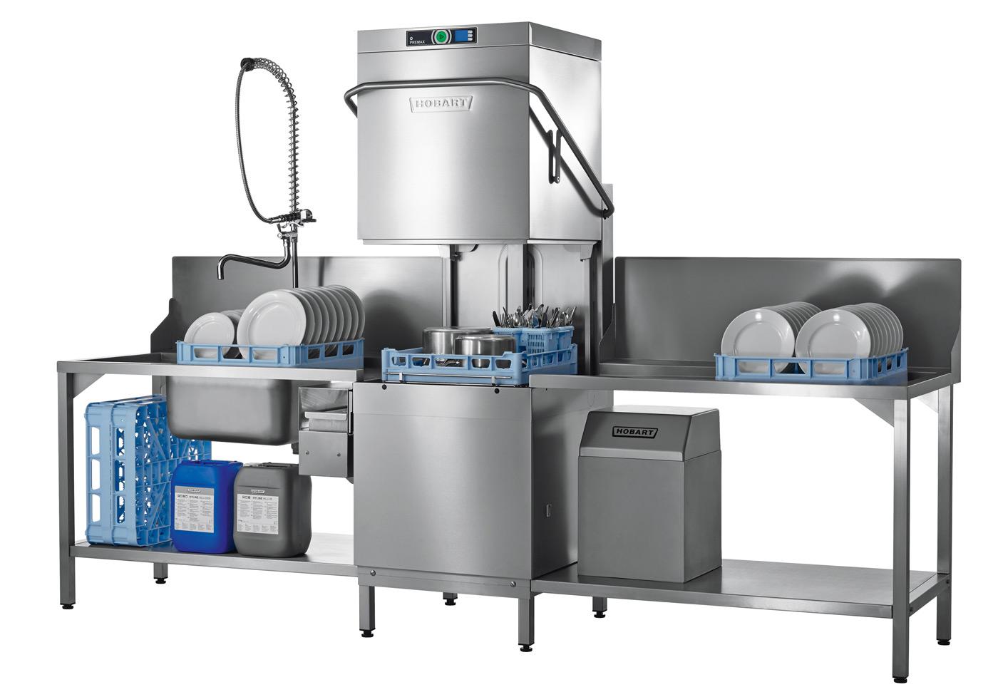 Lavavajillas Industriales, qué son y cuál necesito